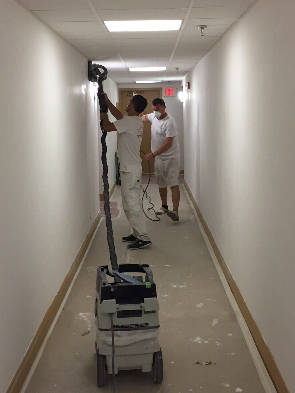 Florida pro tech painting llc fast start professional for Industrial painting service